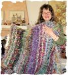 Debbie – Tunisian CrochetAfghan