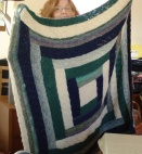 "Peg and ""Joseph's Blanket of Many Colors"""