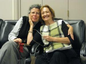 Nancy and Sally