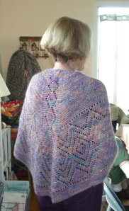 The Shawl from Terry