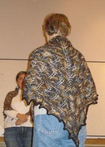 Ruth's shawl
