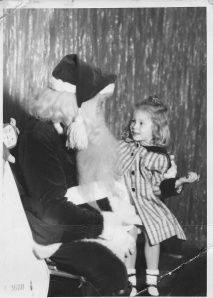 Santa and Carolyn