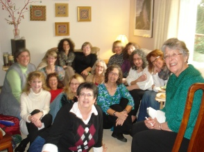 The group sans Karen