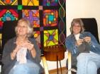 Diane and Carolyn