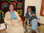 Carol and Diane