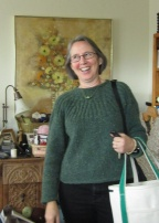 PJ - Happy Knitter!