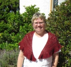Jan's Summer Flies Shawl