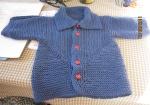 Connie's version of E-Z SurpriseSweater