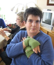 Sheri - The fingerless gloves - Pluviose