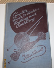 Grandma's knitting book