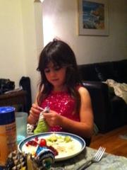 Marsha's Granddaughter