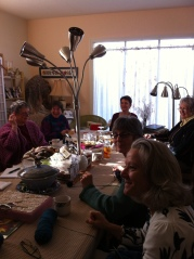 Saturday Morning Knitting Group
