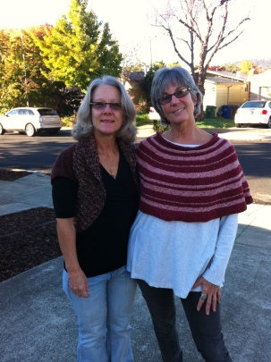 Susanne and Diane