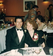 Jim and Betty - when their daughter Honara married April 1990.