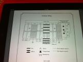 The pattern schematic
