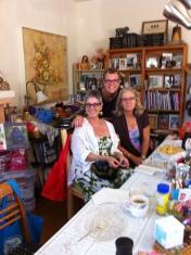 Diane, Betsy, Susanne