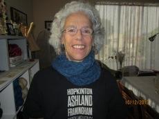 Diane - a cowl scarf present