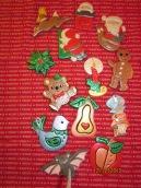 My ceramic ornaments
