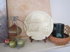 One of my ceramic pieces