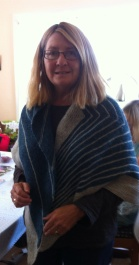 Sarah's shawl...oh what is the name?