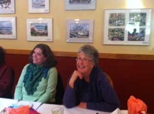 Ellen and Jean
