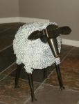 Iron chain sheep inSonara