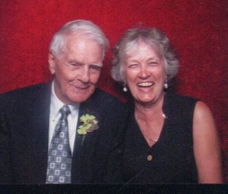 Bill and Carolyn - July 2011