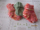Booties off PJ's needles