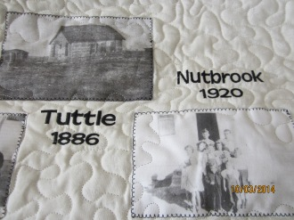 Grandma Alta and Aunt Ruth attended Tuttle School
