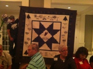The Stratton Schools Quilt