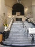 Beautiful marble staircase