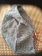 Slouchy Hat in Progress