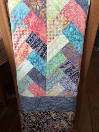 """The Beautiful """"Blankies for Grown-Ups"""" Quilt"""