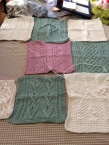 Kimberly's Cotton Fleece Blanket