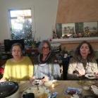 Maurie, Diane, Jan